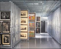 RFID solution for museums