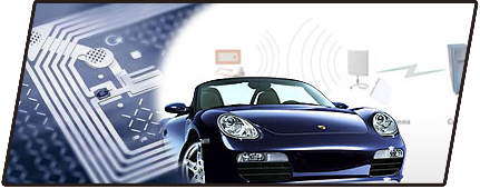 RFID for Automobile